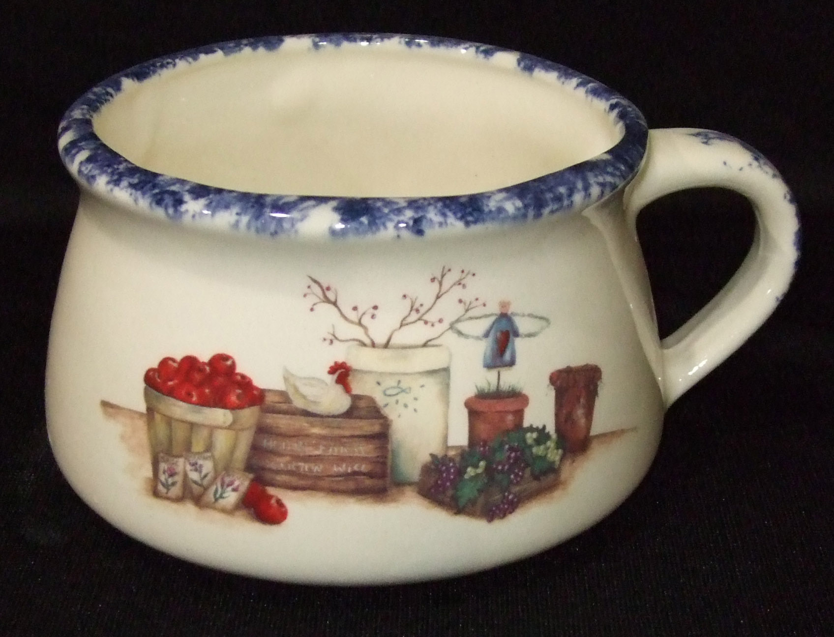 mug, tableware, pottery, crockery, ceramics, soup mug